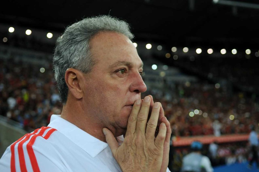 Abel Braga e o mau trabalho no Flamengo