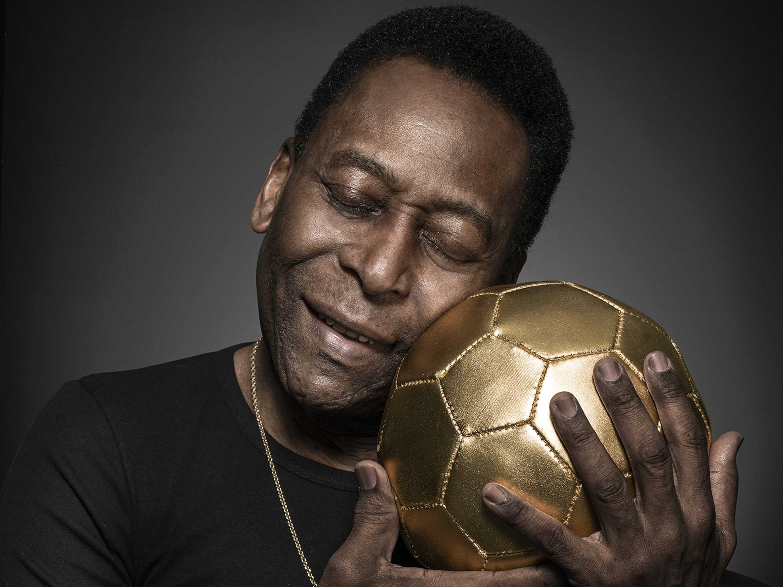 Pelé é o melhor de todos os tempos
