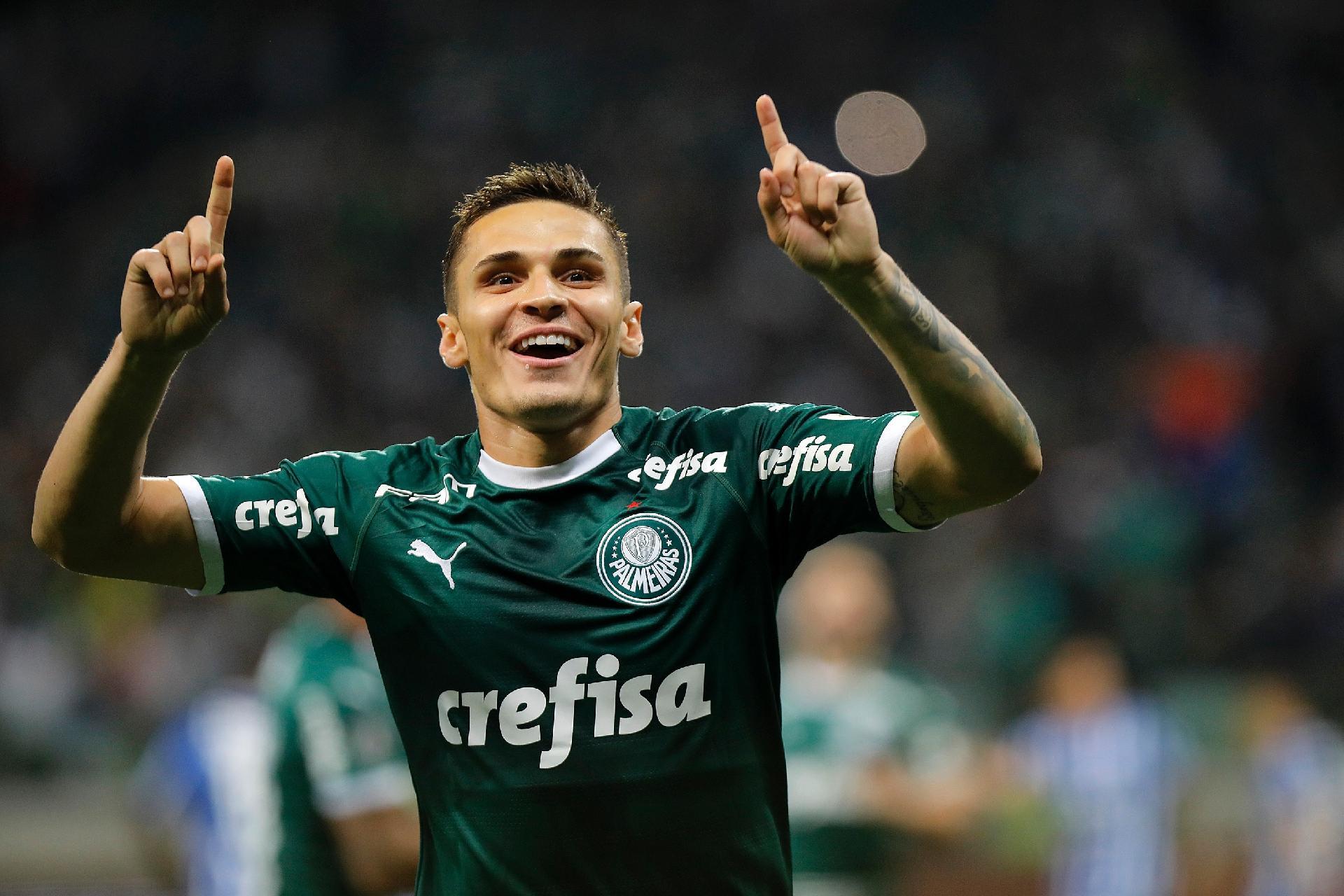 Palmeiras vence mais uma no Campeonato Brasileiro