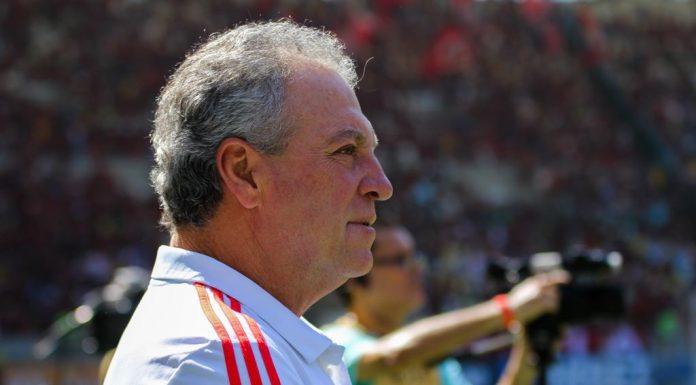 Abel Braga no Flamengo