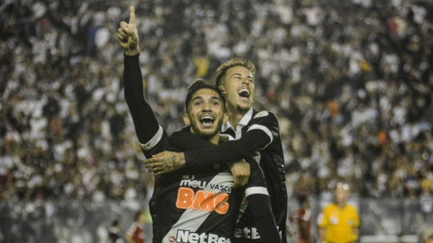 Vasco voltou a vencer