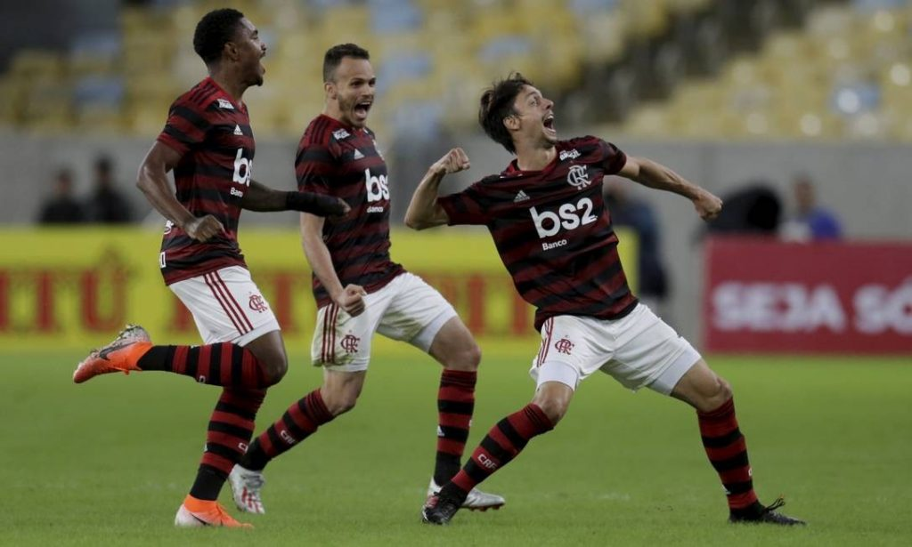Vitoria do Flamengo