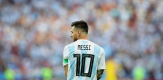 Argentina venceu