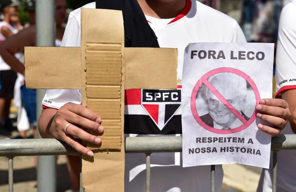 São Paulo, Vasco, Cruzeiro, Grêmio e a crise