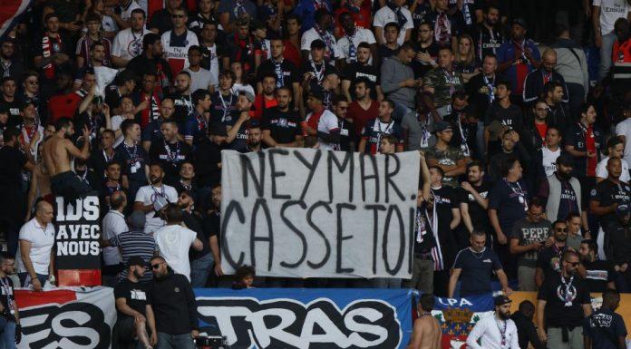 Neymar divide a Europa