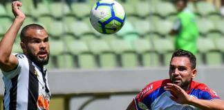 Bahia surpreende Atlético
