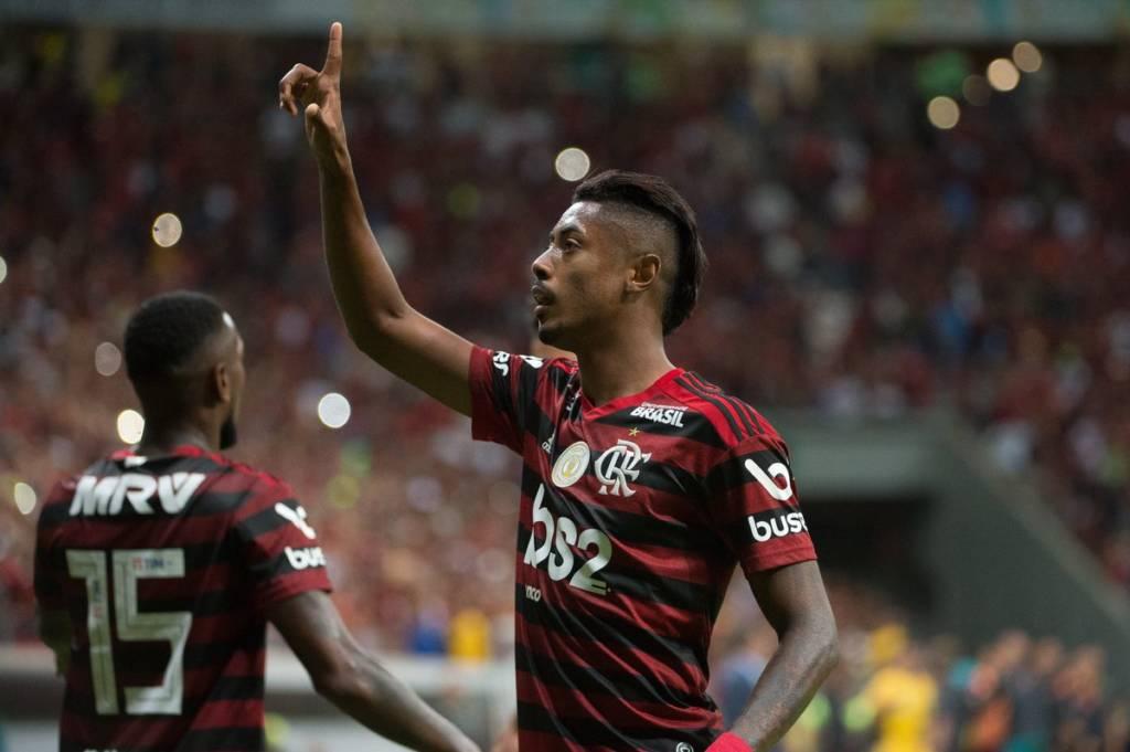 Flamengo cresce na reta final da Libertadores