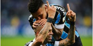 Classificação do Grêmio