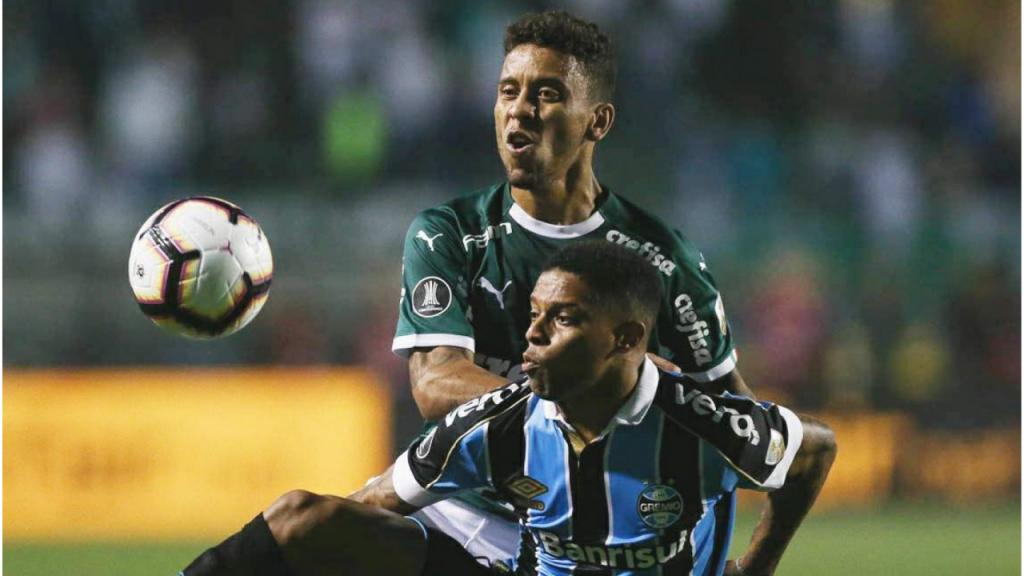 Palmeiras eliminado