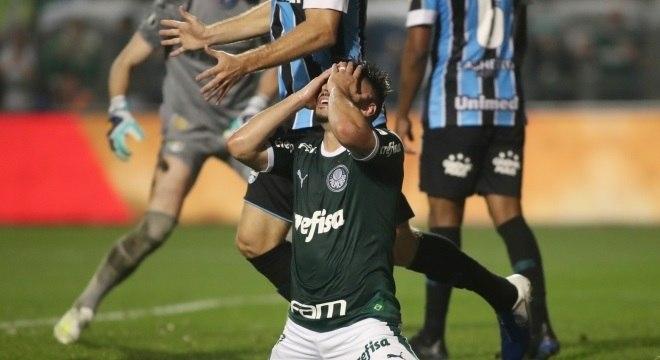 Palmeiras eliminado da Libertadores, até pela Mancha