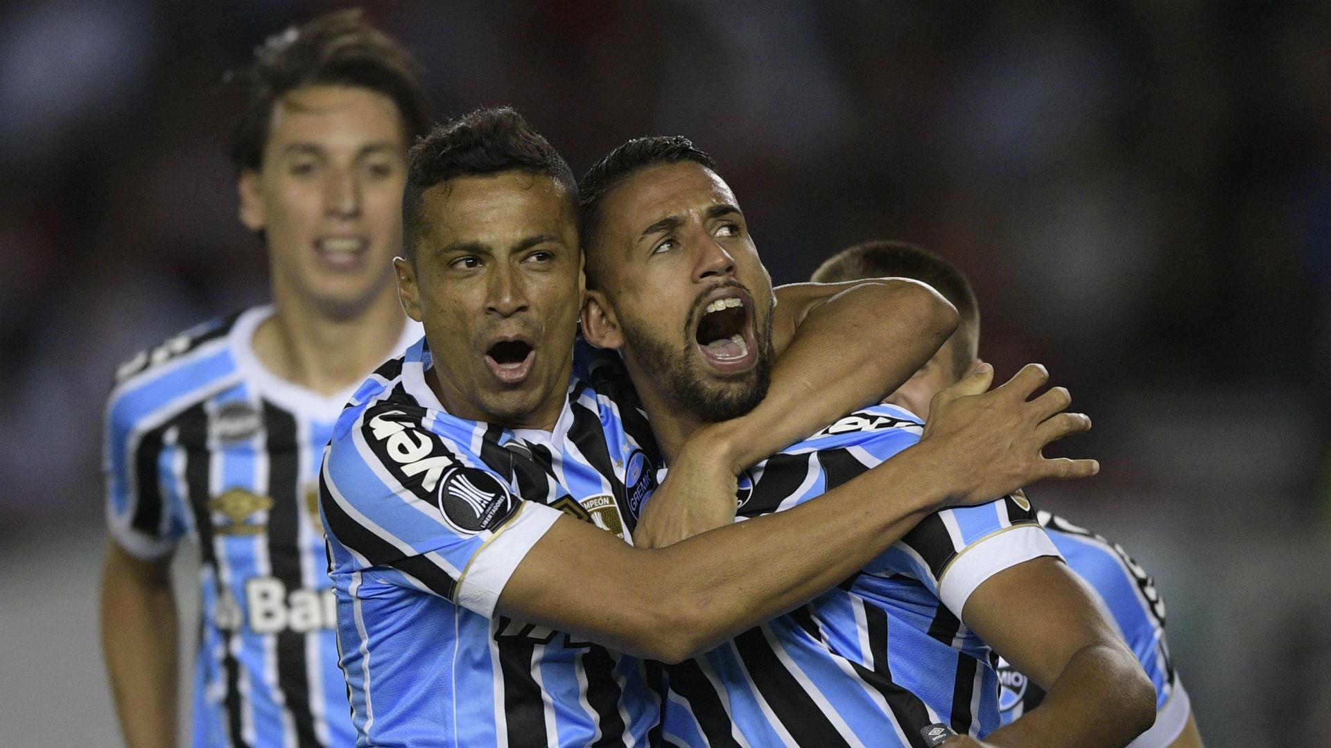 Classificação do Grêmio estampa Brasil na Libertadores