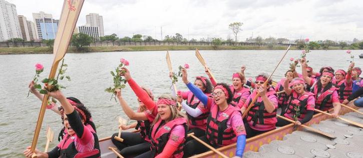 Remama: projeto esportivo para reabilitação de pacientes com câncer de mama