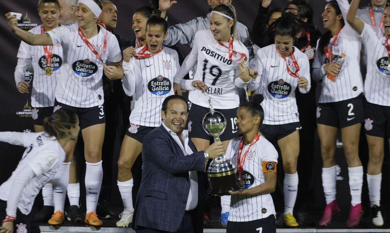 Libertadores 2019 teve time brasileiro campeão