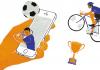 Aplicativos mais usados para assistir esportes ao vivo