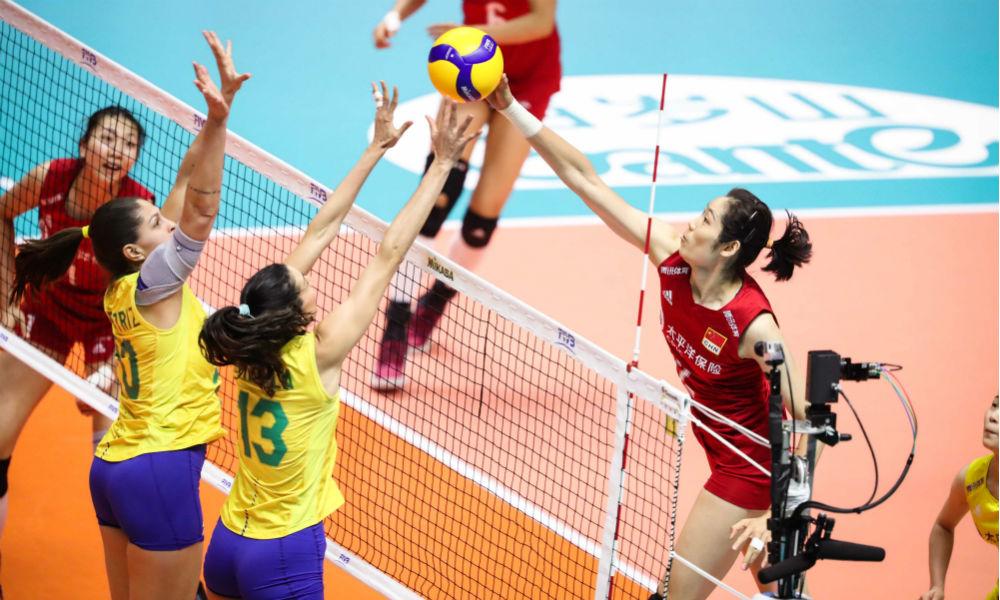 Saiba como assistir jogos de vôlei feminino na tv ao vivo