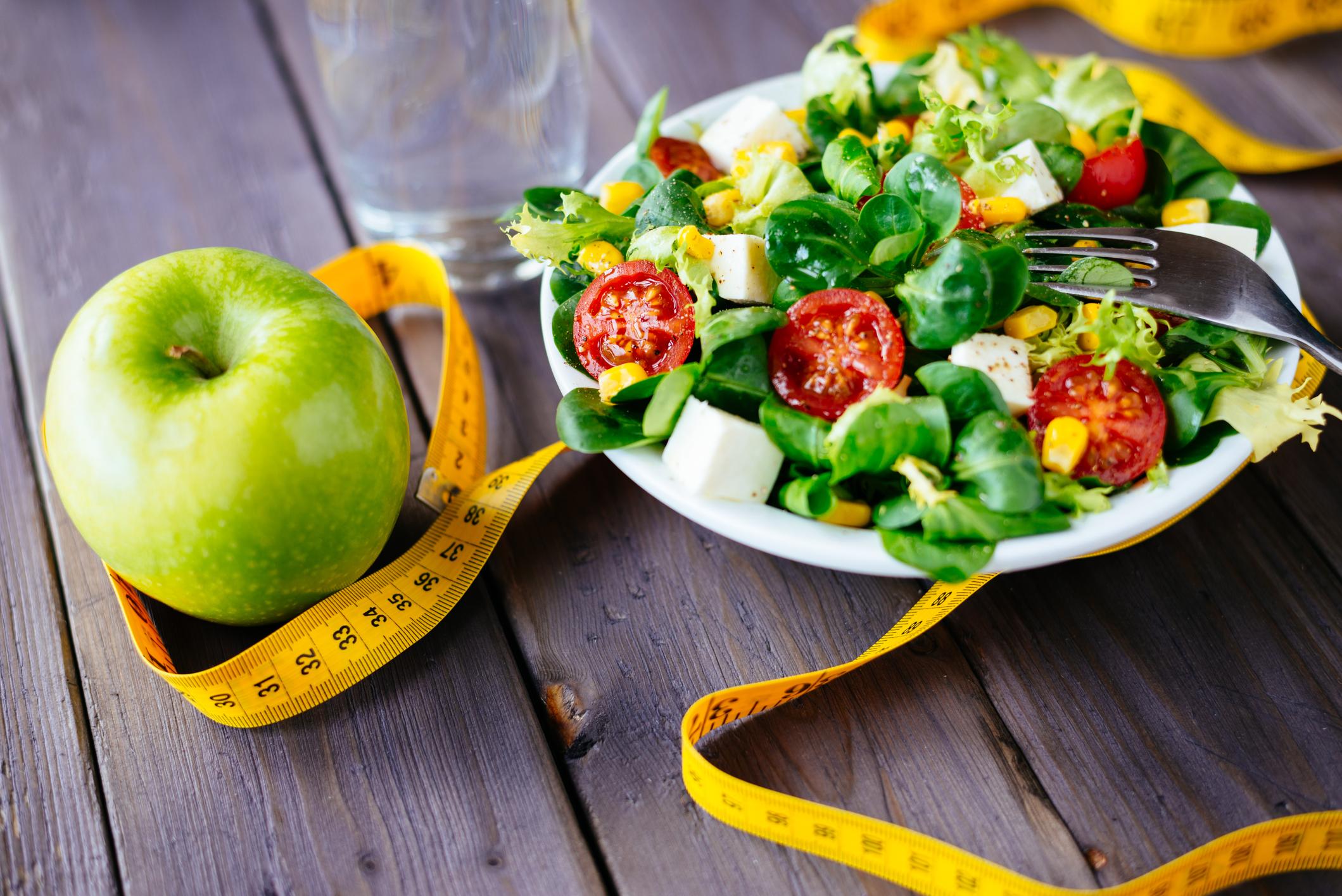Aprenda como fazer dieta com alimentos da sua casa