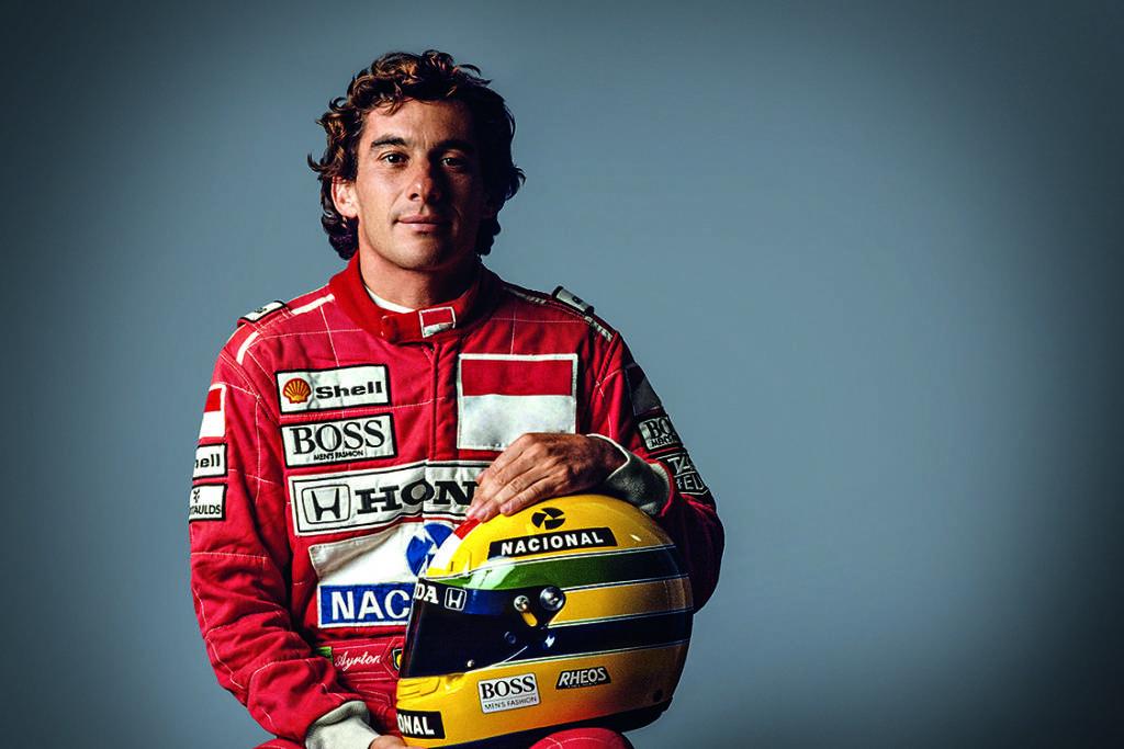 Ayrton Senna: veja como foi a sua trajetória na Fórmula 1