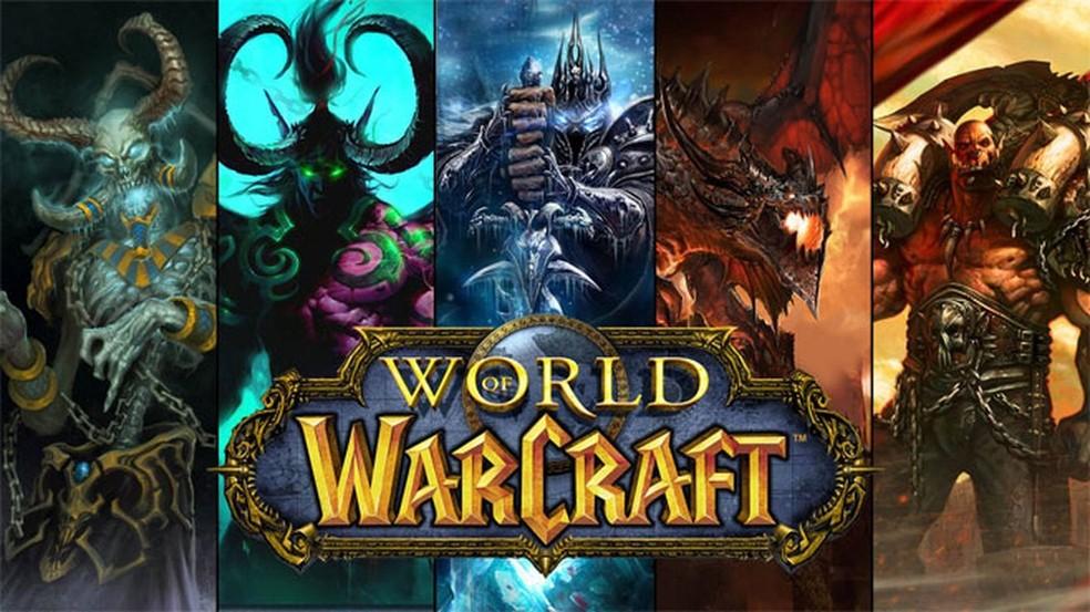Aprenda a jogar grátis World of Warcraft