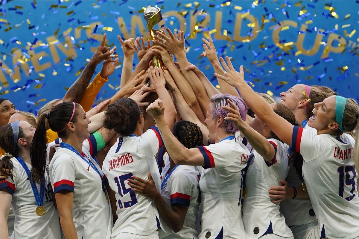 Acordo entre USWNT e Federação de Futebol dos Estados Unidos para igualdade de condições trabalhistas