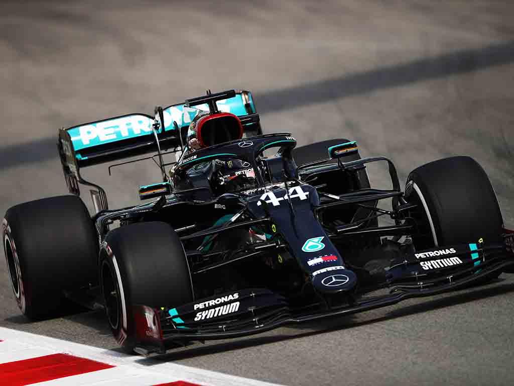 Grande Prêmio de Abu Dhabi: nenhuma decisão ainda sobre o retorno de Hamilton