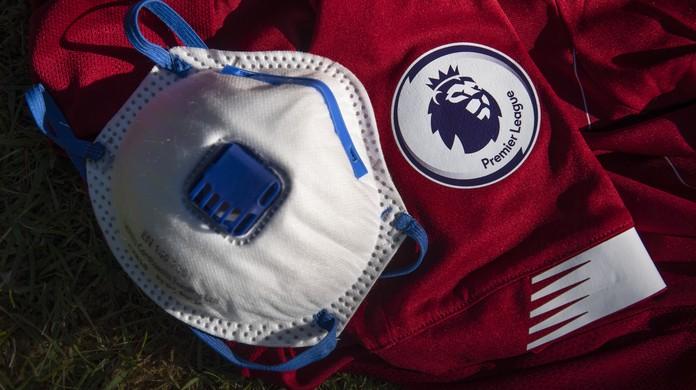 A Premier League torna as máscaras obrigatórias aos torcedores