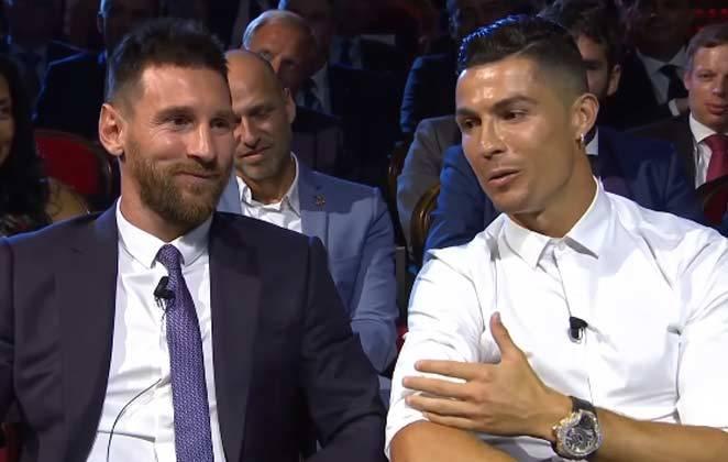 Cristiano Ronaldo e Lionel Messi: dois rivais com muito em comum