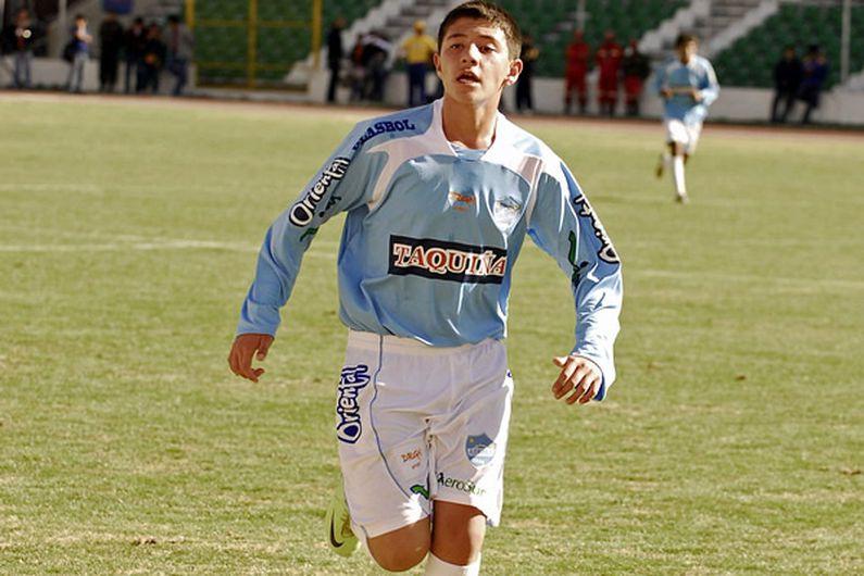 Mauricio Baldivieso: o jogador profissional mais jovem da história do futebol