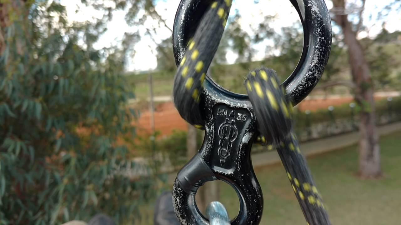 12 equipamentos cruciais para fazer rapel
