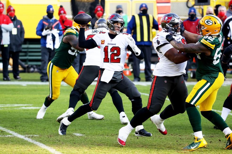 Tom Brady leva seu time ao Super Bowl e fatura bolada