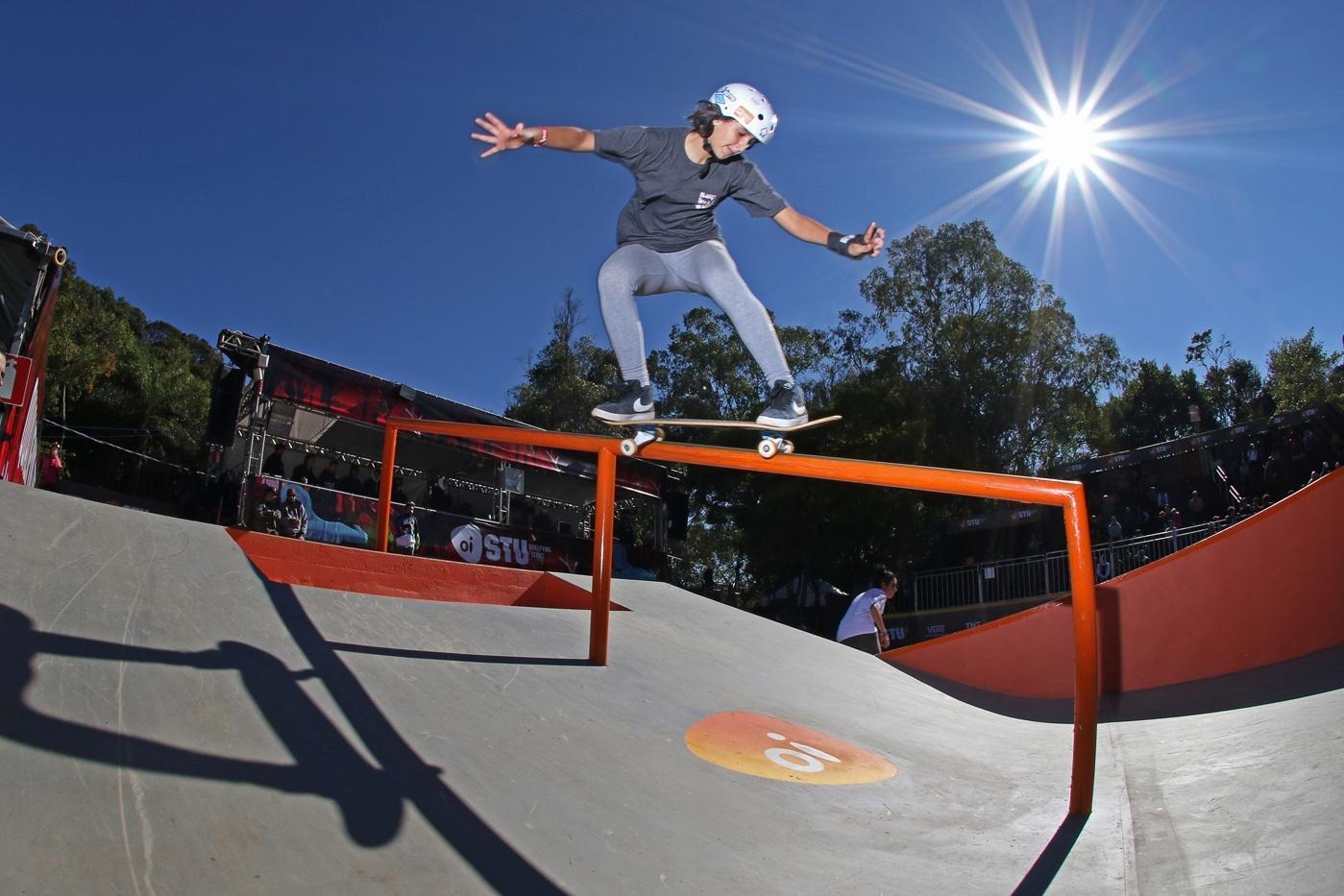 Skate Olímpico - Conheça mais sobre essa nova modalidade