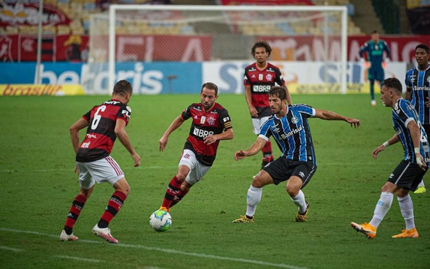 Grêmio x Flamengo - Equipes fazem duelo decisivo pelo Brasileirão