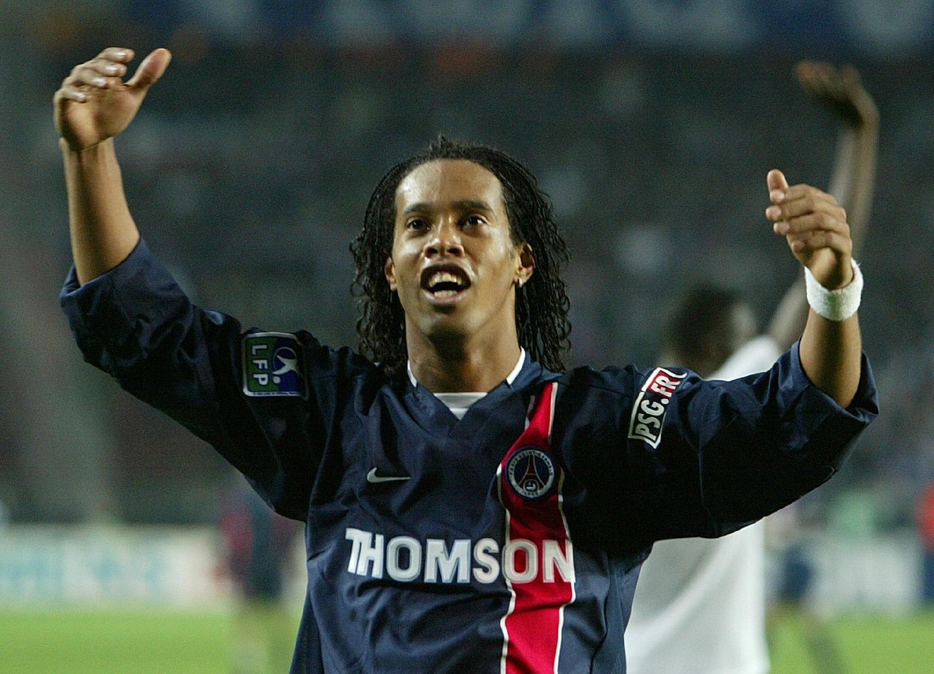 Ronaldinho Gaúcho - Conheça a história dessa lenda do futebol
