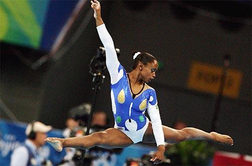 Conheça os movimentos mais difíceis da ginástica