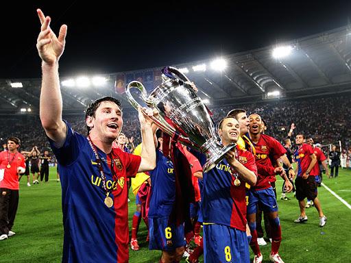 Conheça a incrível história do jogador de futebol Lionel Messi