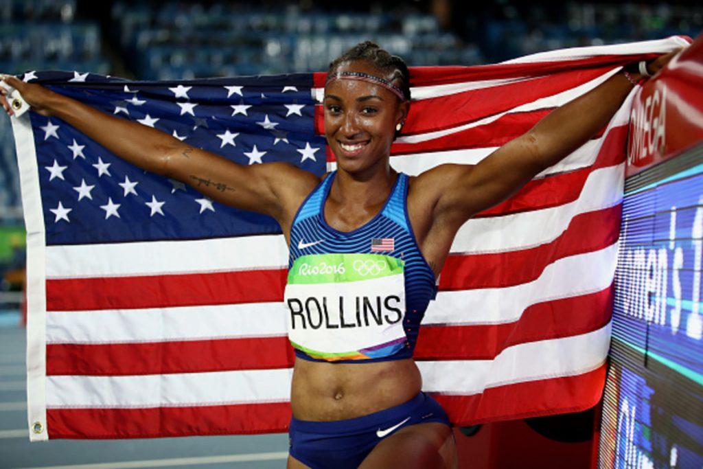 Medalhista de ouro olímpica é suspensa provisoriamente em caso de doping