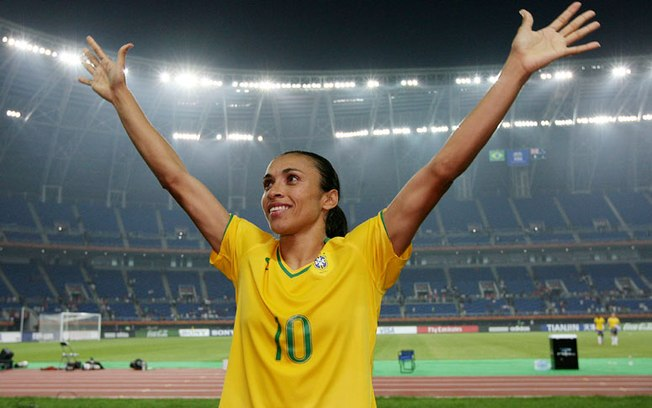 Veja como Marta se tornou artilheira das Copas do Mundo