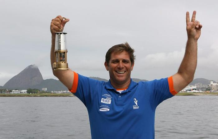 Atletas brasileiros com mais medalhas olímpicas