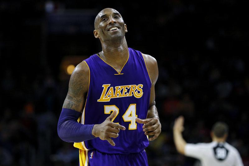 Damian Lillard passou Kobe Bryant
