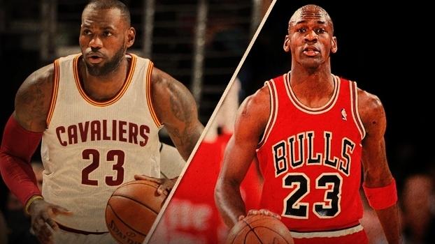 LeBron x Jordan - Quem é o melhor da história do basquete?