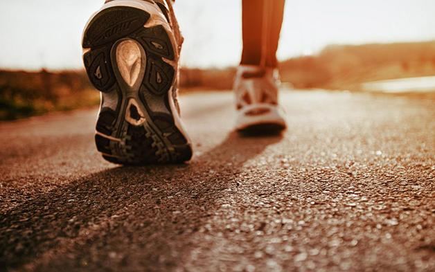 Os benefícios em caminhar