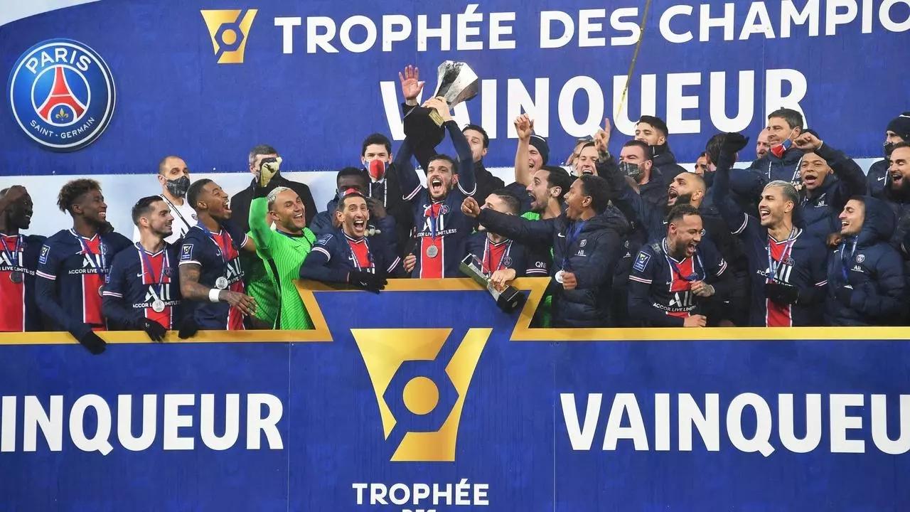 Mauricio Pochettino ganha o primeiro troféu como técnico do PSG