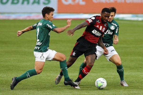 Flamengo depende apenas de si mesmo para ser campeão brasileiro