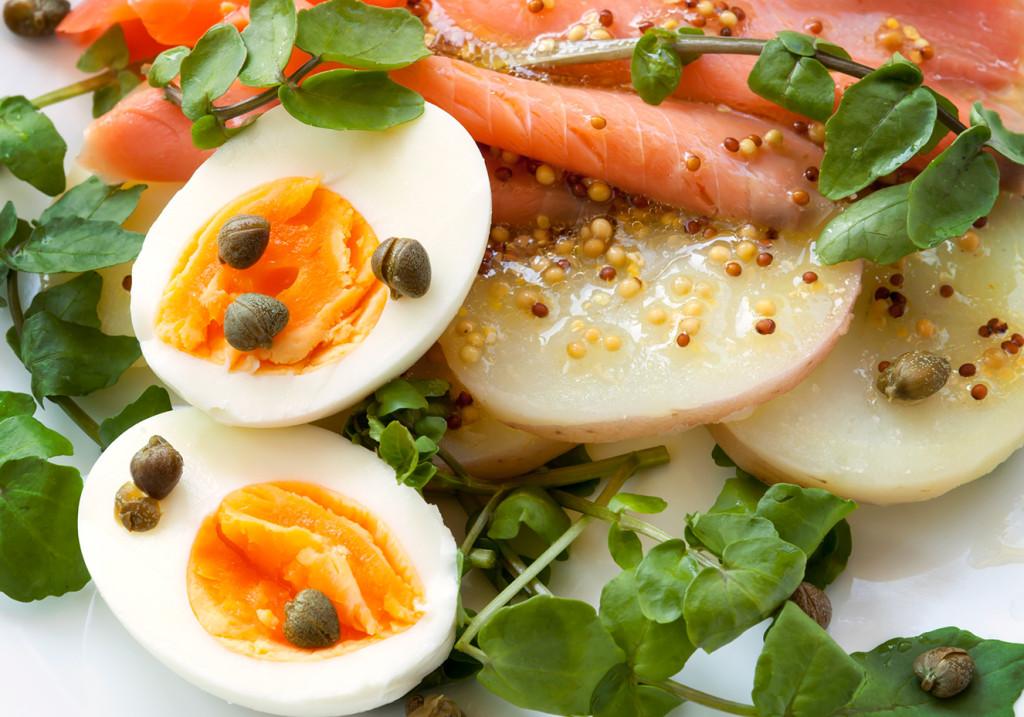 Receitas de café da manhã com alto teor protéico