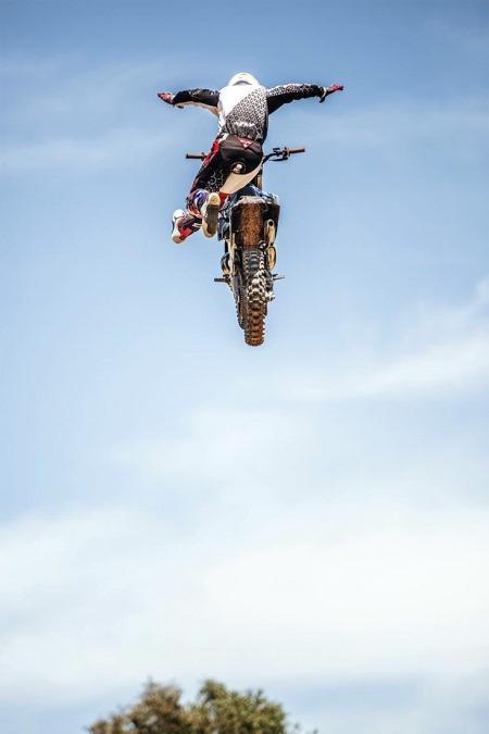 Essas são as manobras mais incríveis do motocross