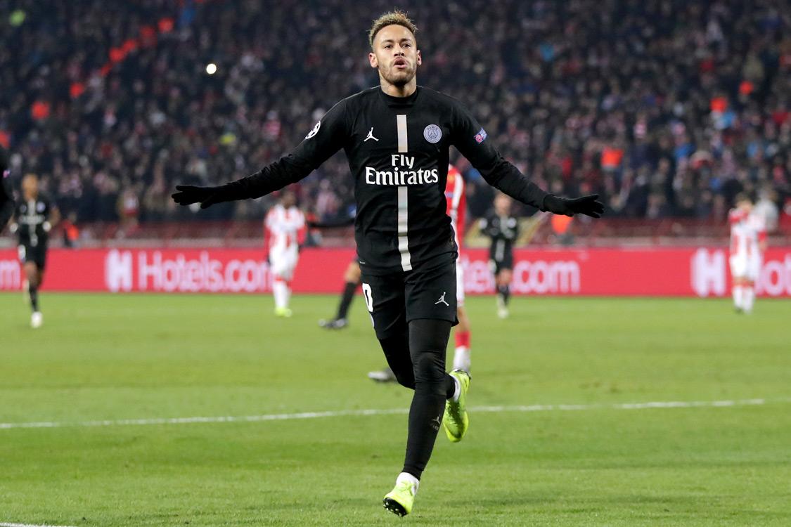 Neymar, Messi e Cristiano Ronaldo: Time do ano da UEFA