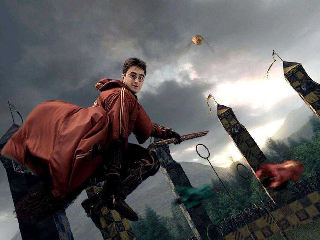 O quadribol existe mesmo ou é invenção do Harry Potter?