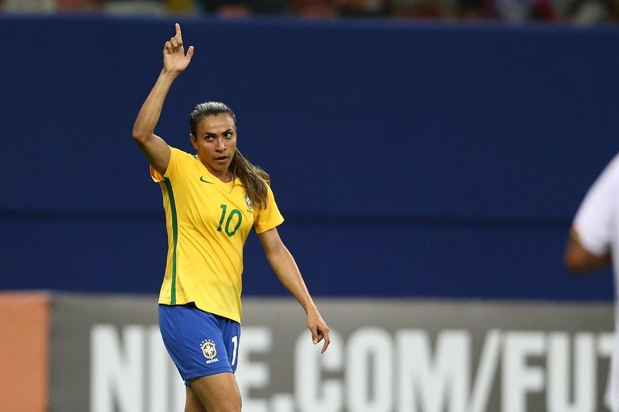 Marta é a jogadora de futebol mais idolatrada no mundo – saiba qual é o salário dela