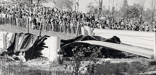 Esses foram os acidentes mais marcantes da Fórmula 1