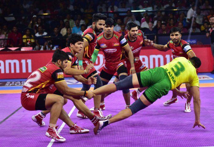 Kabaddi - Conheça o esporte milenar criado na Índia