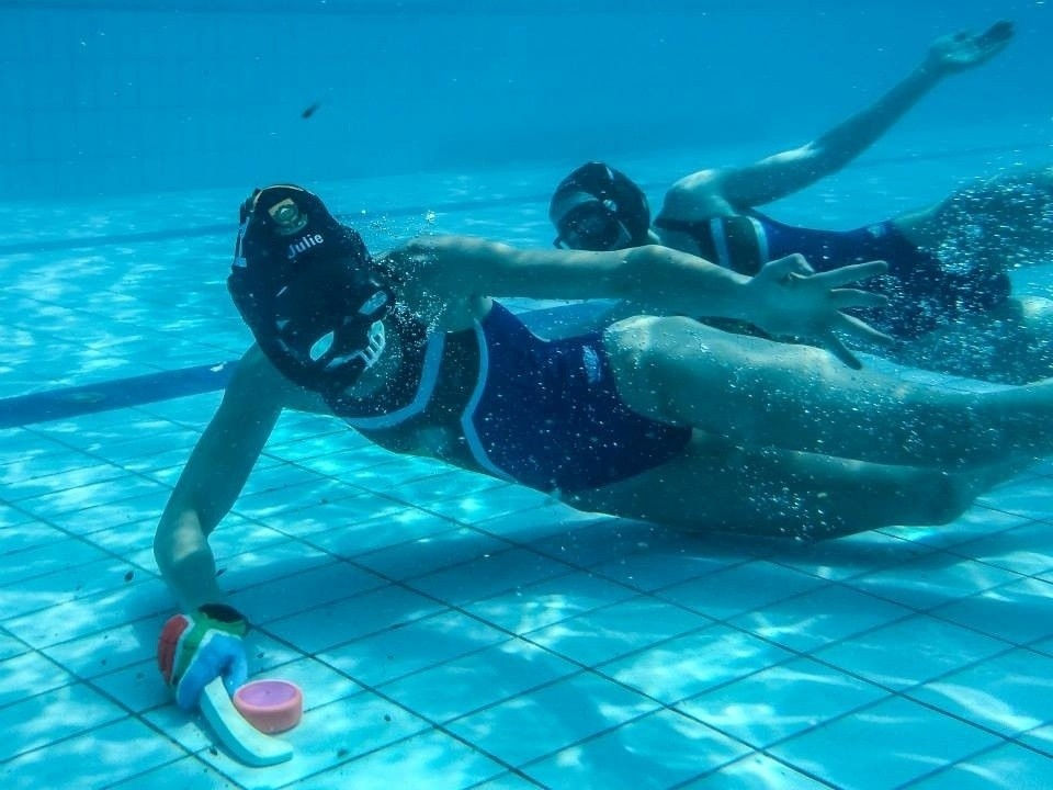Hóquei Subaquático - Saiba tudo sobre esse curioso esporte